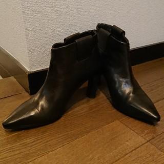 サヤラボキゴシ(SAYA / RABOKIGOSHI)のSAYA ラボキゴシ ショートブーツ(ブーツ)