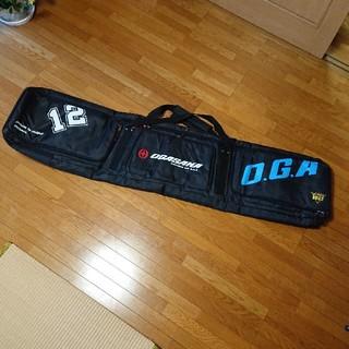 オガサカ(OGASAKA)のスキーケース オールインワン キャスター付(ウエア)