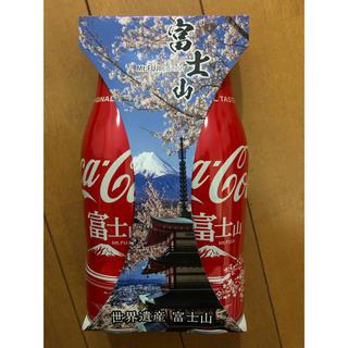 コカコーラ(コカ・コーラ)の山梨県限定コーラ(ソフトドリンク)