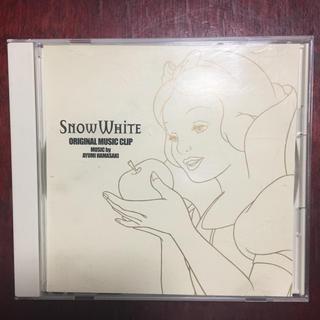 ディズニー(Disney)のDVD白雪姫×浜崎あゆみ SNOW WHITE オリジナルミュージッククリップ(ミュージシャン)