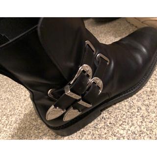 トーガ(TOGA)のToga Virilis Leather Western Buckle Boot(ブーツ)
