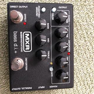 MXR  M80 Bass D.I. + (ベースエフェクター)