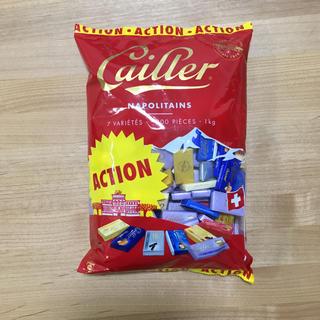 ネスレ(Nestle)のえにきっちゃん様専用 CAILLER カイエ 未開封 スイス チョコレート (菓子/デザート)