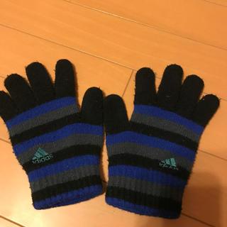 アディダス(adidas)のアディダス   ジュニア  手袋(手袋)