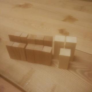 YUZ(プロフ必読)様専用木製材料(各種パーツ)