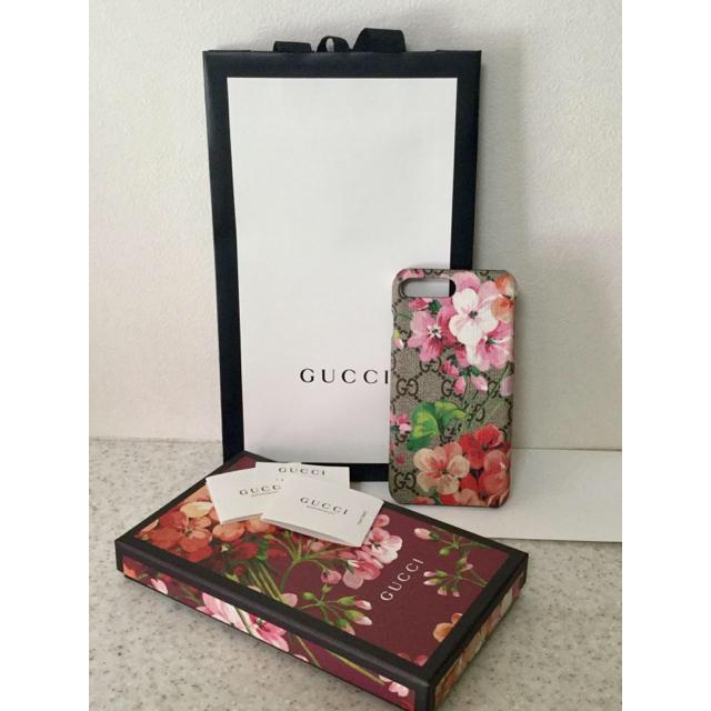 シャネル アイフォン 11 ProMax ケース 人気 | Gucci - GUCCI iPhone 7.8+用ケースの通販 by まやこ's shop|グッチならラクマ