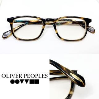 アヤメ(Ayame)のオリバーピープルズ Larrabee 眼鏡 Oliver peoples メガネ(サングラス/メガネ)