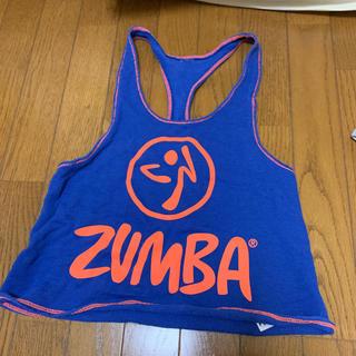 ズンバ(Zumba)のZUMBAウェア レディース タンクトップ Mサイズ(ダンス/バレエ)