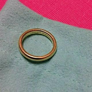 ティファニー(Tiffany & Co.)の★ティファニー イエローゴールドリング(リング(指輪))