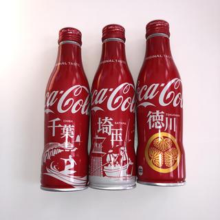 コカコーラ(コカ・コーラ)の未開封 ご当地 限定ボトル コカコーラ(ソフトドリンク)