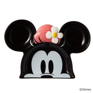 ディズニー(Disney)のディズニー ランチプレート ミニーマウス お食い初め 離乳食 キッズプレート(プレート/茶碗)