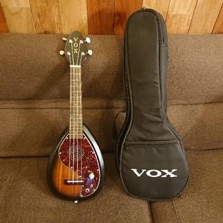 ヴォックス(VOX)のVOX ヴォックス アンプ/スピーカー内蔵 エレクトリック・ウクレレ エレウク(コンサートウクレレ)