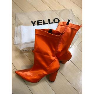 イエローブーツ(Yellow boots)のLatina💋様専用   YELLO(ブーツ)