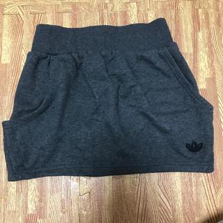 アディダス(adidas)のアディダスオリジナルス スカート(ミニスカート)
