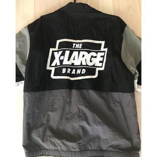 エクストララージ(XLARGE)のX-LARGE ナイロンコーチジャケット(ナイロンジャケット)