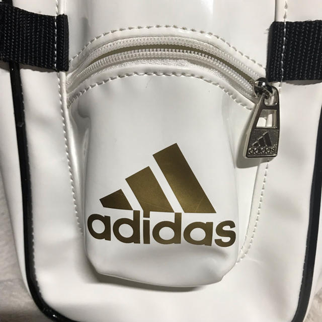adidas(アディダス)のadidas アディダス マルチ ポーチ メンズのバッグ(ウエストポーチ)の商品写真