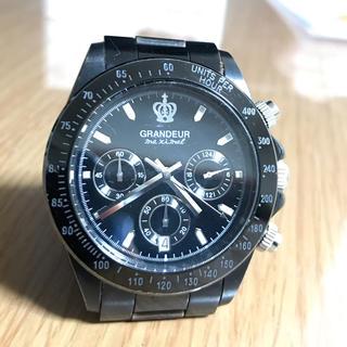 グランドール(GRANDEUR)の腕時計(腕時計(アナログ))