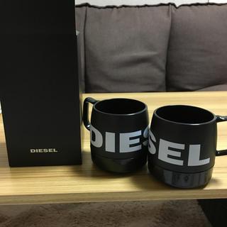 ディーゼル(DIESEL)の【新品未使用】diesel☆ジュースマグカップ(食器)