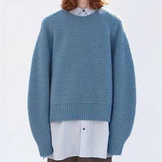 ジエダ(Jieda)のjieda over knit オーバーニット 1 17aw(ニット/セーター)