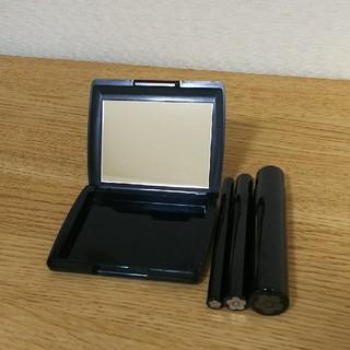 マリークワント(MARY QUANT)のマリークワント アイシャドウコンパクト 携帯用 メイクブラシ セット(コフレ/メイクアップセット)