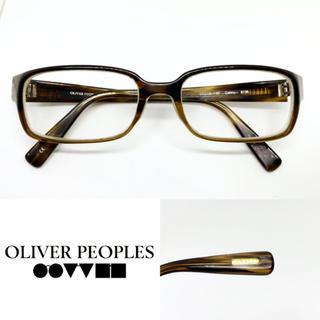 アヤメ(Ayame)のオリバーピープルズ Gehry 眼鏡 Oliver Peoples アンバー(サングラス/メガネ)