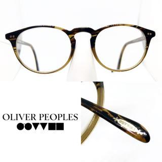 アヤメ(Ayame)のオリバーピープルズ Riley R 眼鏡 Oliver Peoples メガネ(サングラス/メガネ)