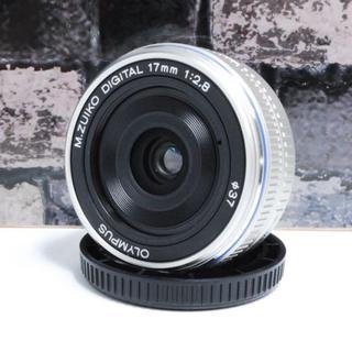 Panasonic - ★新品級★OLYMPUS 17mm 単焦点レンズ