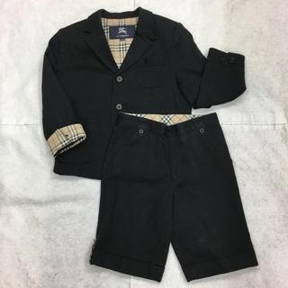 バーバリー(BURBERRY)のきれい バーバリー スーツ フォーマル 120cm(ドレス/フォーマル)