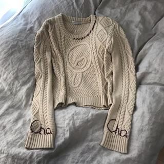 ツモリチサト(TSUMORI CHISATO)のツモリチサト セーター 新品未使用(ニット/セーター)
