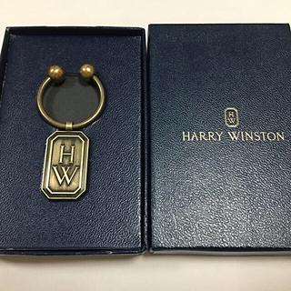 ハリーウィンストン(HARRY WINSTON)のハリーウィンストン キーリング ノベルティ 非売品 キーホルダー(キーホルダー)
