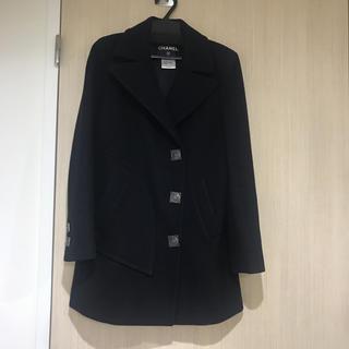 シャネル(CHANEL)のシャネル コート ヨンアちゃん私物と同じ(ロングコート)