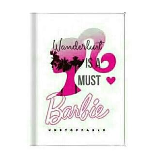 バービー(Barbie)の2点¥600-【2019】スケジュール帳 手帖 バービー(カレンダー/スケジュール)
