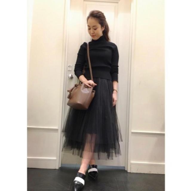 FRAY I.D(フレイアイディー)のチュールスカート フレイアイディー レディースのスカート(ロングスカート)の商品写真