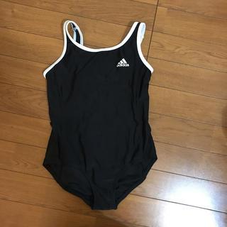 アディダス(adidas)の女の子 水着 スイミング  adidas アディダス 150 黒 ブラック(水着)