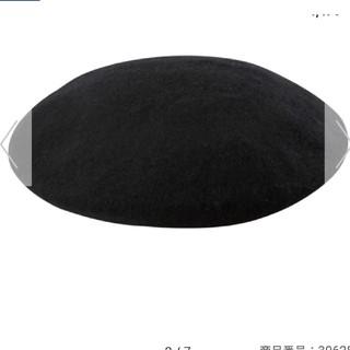 ジーユー(GU)のGU ベレー帽 gu ジーユー(ハンチング/ベレー帽)