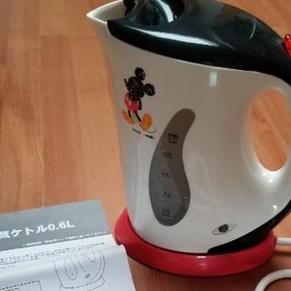 ディズニー(Disney)の電気ケトルDisney (電気ケトル)