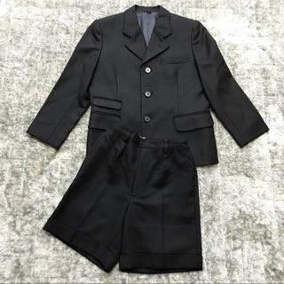 バーバリー(BURBERRY)の☆Burberry 120cm☆ジャケット セットアップ 753入学式面接用に☆(ドレス/フォーマル)
