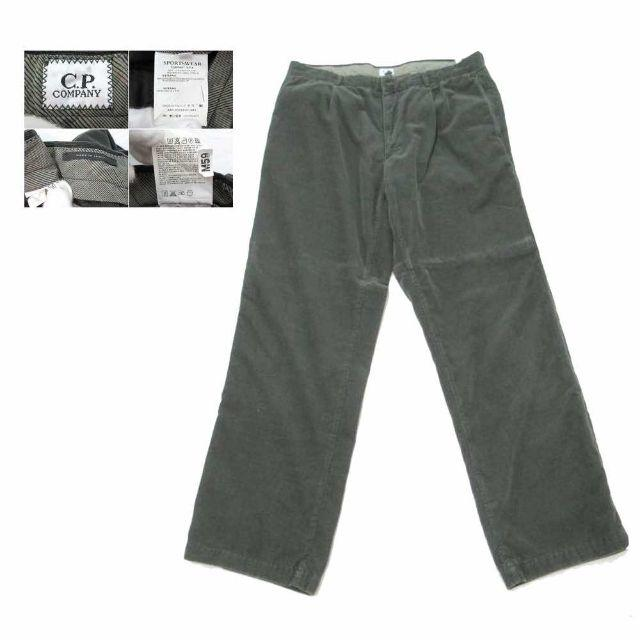 C.P. Company(シーピーカンパニー)の【即決】国内正規品 C.P.COMPANY シーピーカンパニー 極太パンツ メンズのパンツ(スラックス)の商品写真