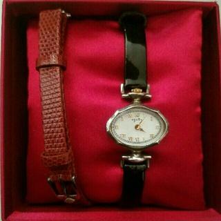アガット(agete)のagete 腕時計 替えベルト付き(腕時計)