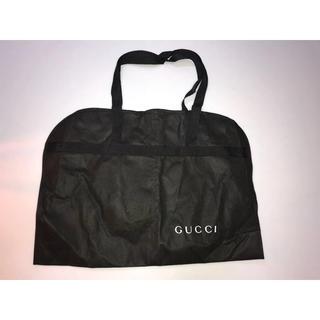 グッチ(Gucci)の新品 GUCCI グッチ◆ガーメントケース 黒系 スーツケース スーツ収納(その他)