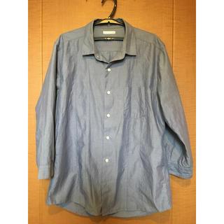 ジーユー(GU)のGUの7分袖シャツ(シャツ/ブラウス(長袖/七分))