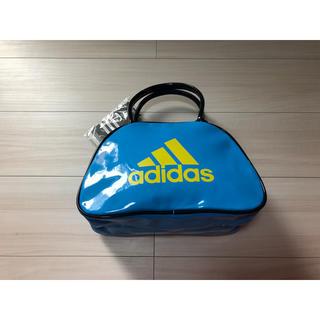 アディダス(adidas)の①⑧ adidas ハンドバッグ 非売品(ハンドバッグ)