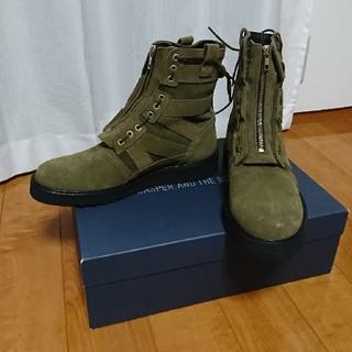ユナイテッドアローズ(UNITED ARROWS)のセンタージップブーツ(ブーツ)