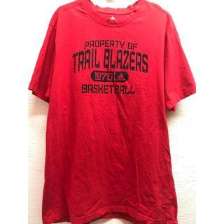 アディダス(adidas)のNBA ポートランド・トレイルブレイザーズ Tシャツ アディダス(Tシャツ/カットソー(半袖/袖なし))