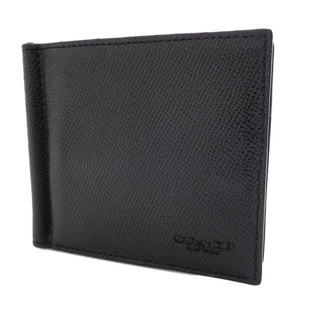 COACH(コーチ)の【新品未使用】コーチ カードケース マネークリップ I1335 メンズのファッション小物(マネークリップ)の商品写真