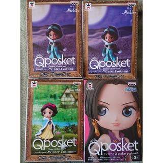 【新品未開封】 Qposket 4体セット(アニメ/ゲーム)