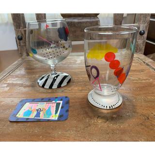 アッシュペーフランス(H.P.FRANCE)のkikyo-*様専用subikiawa ガラス スビキアワ食器店(グラス/カップ)