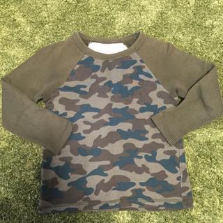 ジーユー(GU)のkids トップス120(Tシャツ/カットソー)
