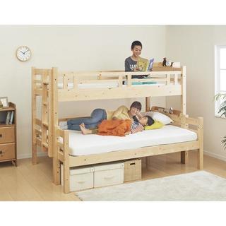 専用/2段ベッド(ロフトベッド/システムベッド)