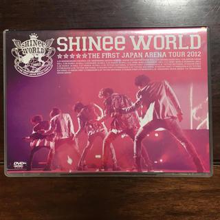 """シャイニー(SHINee)のTHE FIRST  """"SHINee WORLD 2012""""(K-POP/アジア)"""